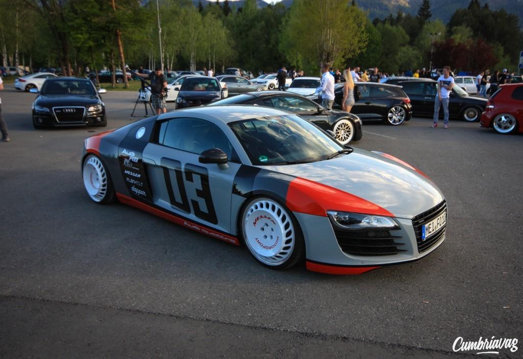 Audi R8 Woerthersee