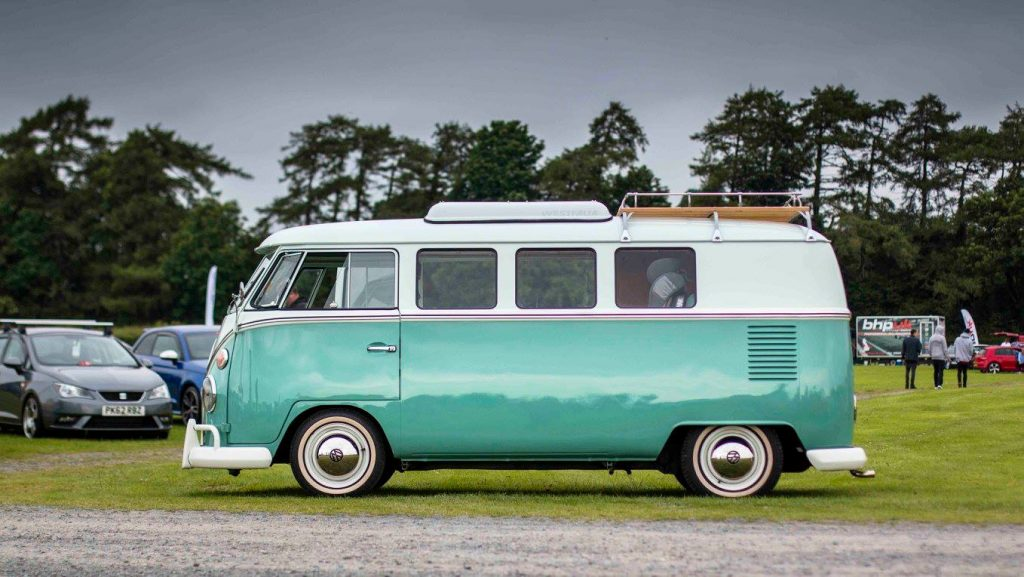 VW Split Screen Van