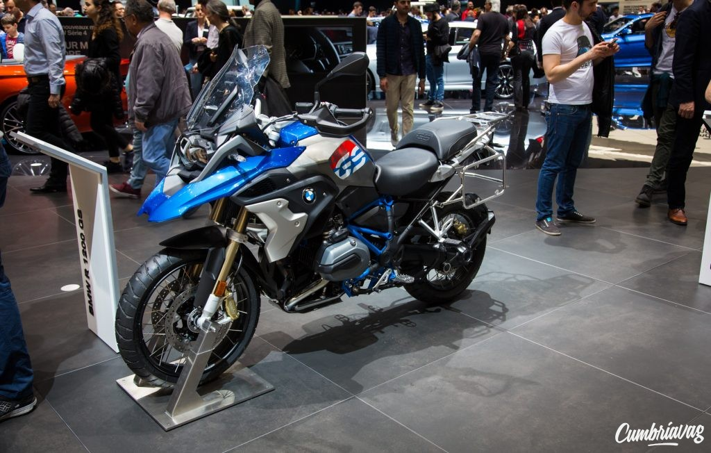 BMW Motorcycle Geneva Motor Show