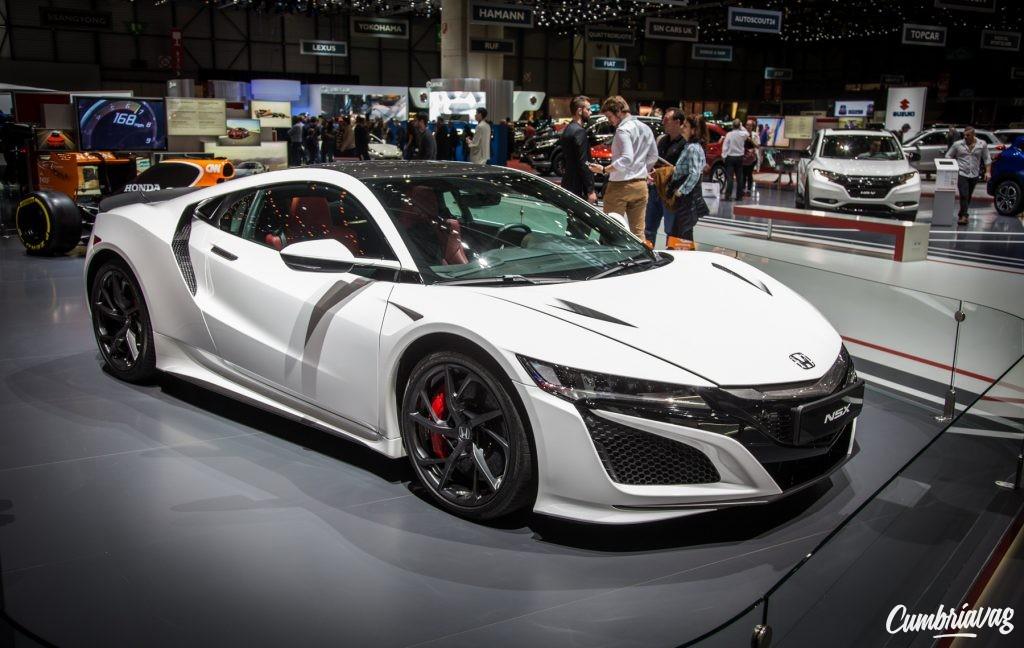 Honda NSX Geneva Motor Show