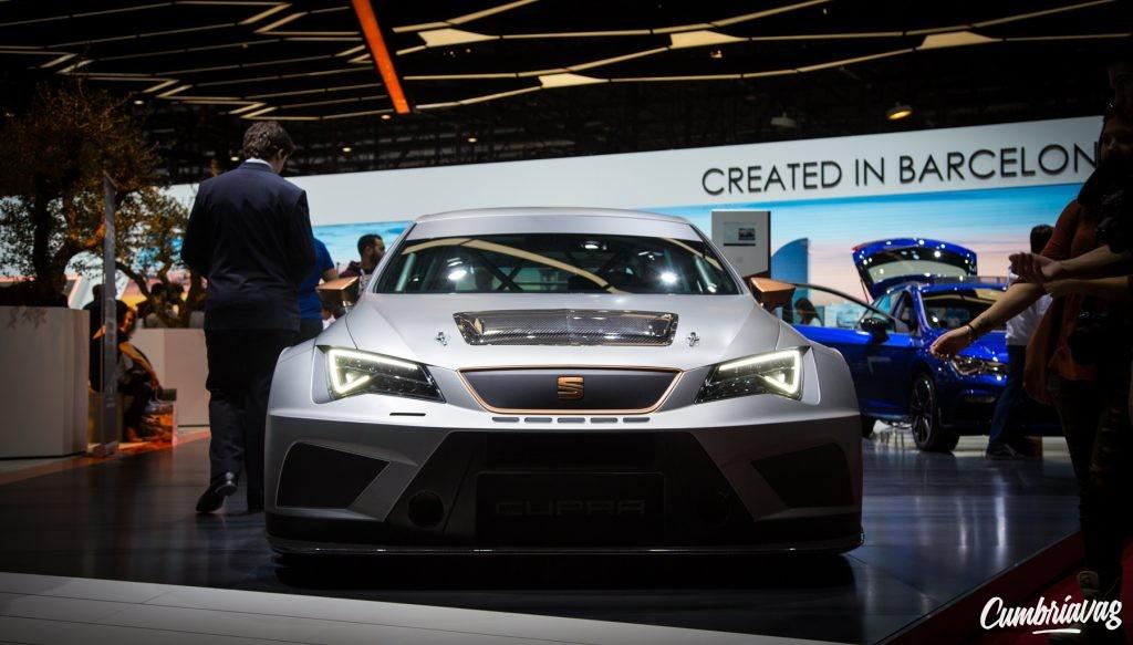 Seat Geneva Motor Show