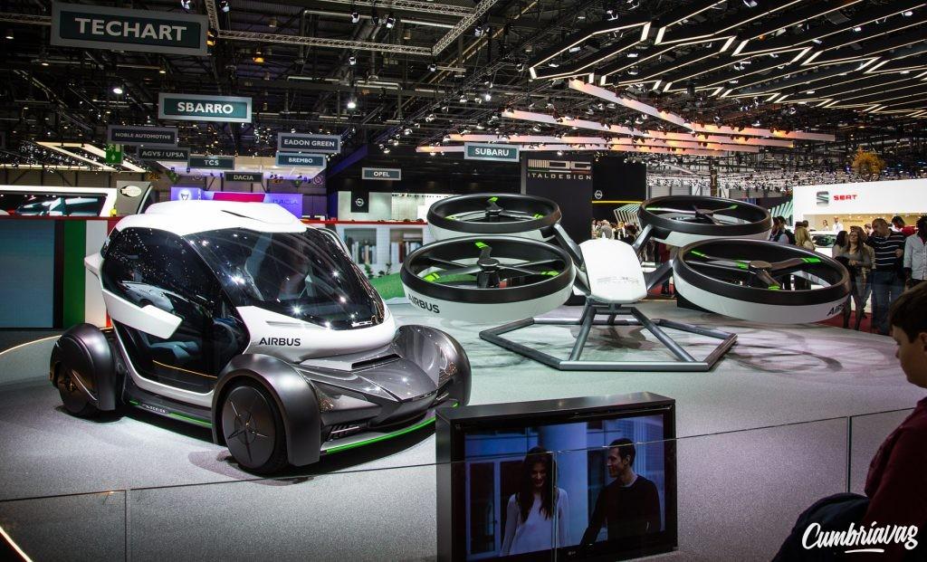 Airbus Geneva Motor Show