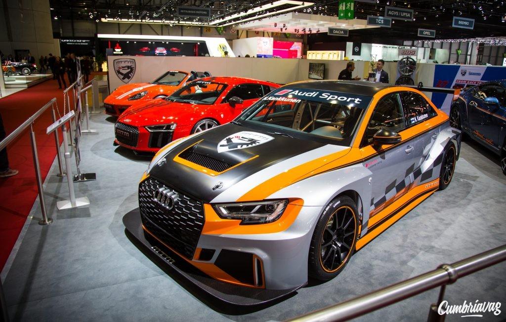 Audi at Geneva Motor Show