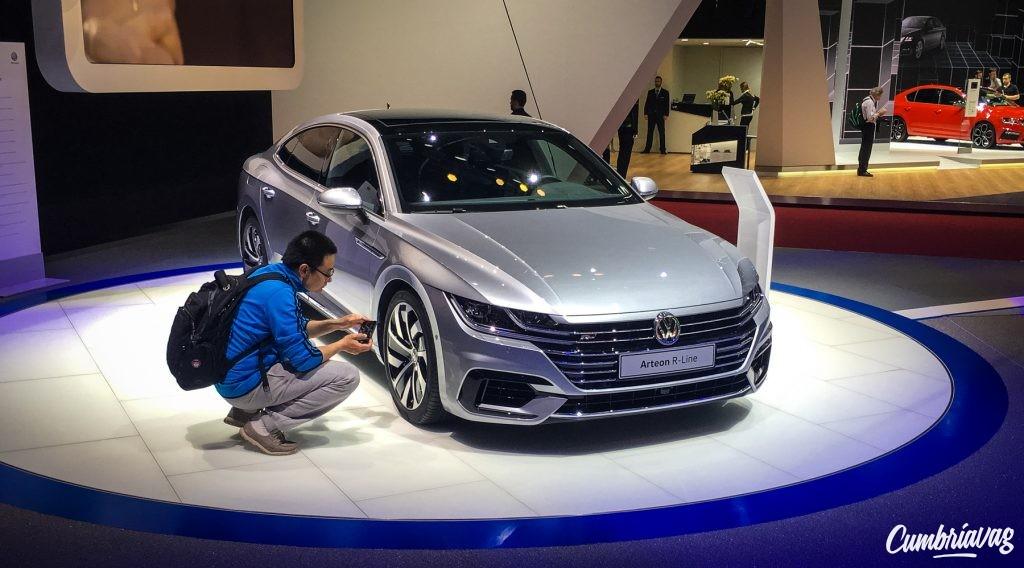 VW Arteon Geneva Motor Show