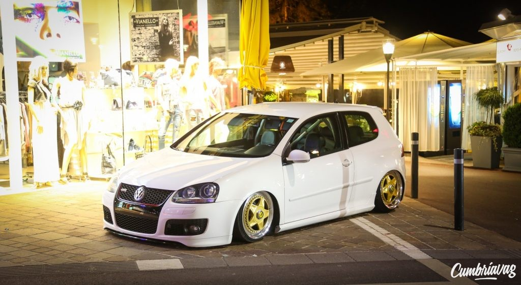 VW Golf GTi Velden